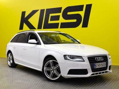 käytetty Audi A4 Avant 2,0 TDI DPF 105 Business A / KORKOKAMPANJA 0.49%!! / Sporttipenkit / 2x näyttävät alut / Xenon+ / Lohko + sisäp.