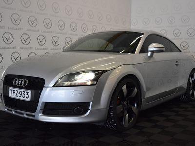 käytetty Audi TT Coupé 2,0 TFSI 147 kW - Korko 1,89%, Rahoitus jopa ilman käsirahaa! Sporttipenkit!, Nahat, Xenon, P-tutka!