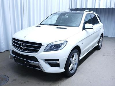 käytetty Mercedes ML350 CDI 4Matic Business AMG