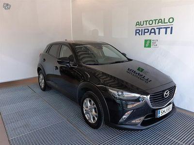 käytetty Mazda CX-3 1,5 (105 hv) SKYACTIV-D Premium Plus 6MT ES2
