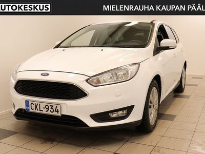 käytetty Ford Focus 1,0 EcoBoost 125 hv Start/Stop A6 Trend Wagon