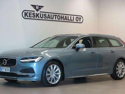 käytetty Volvo V90 D4 Momentum aut - selekt takuu, on call,Lämmitin,Lasikatto,Navi