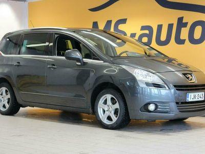 käytetty Peugeot 5008 Sport HDI 110 FAP #JUURITULLUT #TULOTARKASTUKSESSA #7-paikkainen