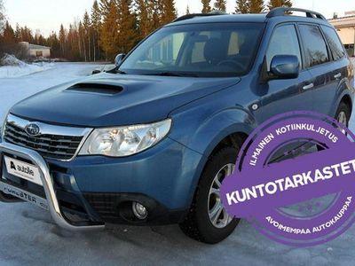 käytetty Subaru Forester *KUNTOTARKASTETTU* 2.0TD XS Business AWD (VR)