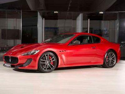 käytetty Maserati Granturismo MC Stradale Centennial 4.7l V8