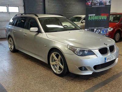 käytetty BMW 525 iA Touring *XENON / CRUISE*