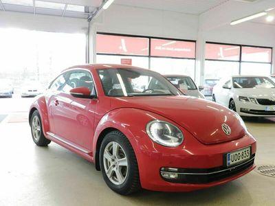 käytetty VW Beetle Design 1,2 TSI 77 kW (105 hv) - Tutkat - Vakionopeudensäädin - Ilmastointi - *** J. autoturva saatav