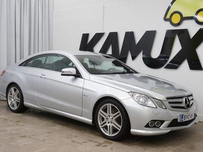 käytetty Mercedes E350 CDI BE Coupé A / Amg / Ortopedit /