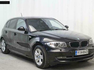 käytetty BMW 118 118 d (AC) 4ov 1995cm3 A *Pieni ajomäärä*