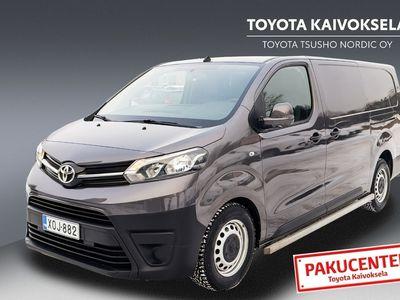 käytetty Toyota Proace L2 2,0 D 120 5-ovinen Alvillinen / Approved Turva 12kk