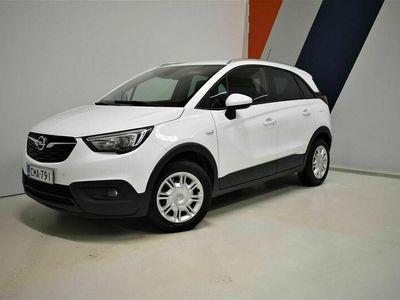 käytetty Opel Crossland X Comfort 110 Turbo *Tehdastakuu *Peruutuskamera *Cruise *Automaatti-ilmastointi