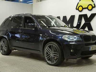 käytetty BMW X5 xDrive40d TwinPower Turbo A E70 SAV