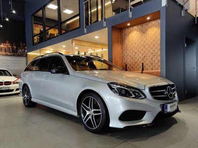 käytetty Mercedes E350 BlueTec T 4Matic A AMG Webasto,Koukku,yms. *vaihto/rahoitus*