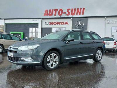käytetty Citroën C5 HDi 163 Premium Tourer Automaatti *** Korkokampanja 0,9%, EI MUITA KULUJA!!