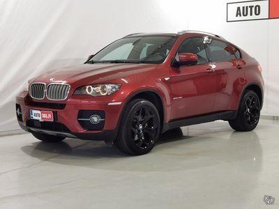 käytetty BMW X6 XDRIVE40d