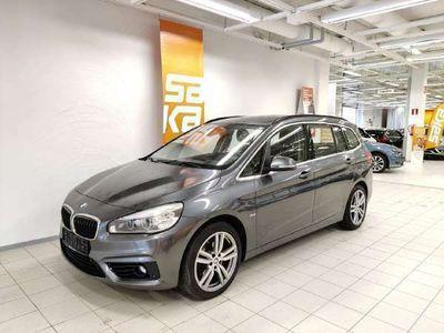 käytetty BMW 220 Gran Tourer F46 220d A xDrive Edition Sport 7-p TULOSSA KOUVOLAAN Ota yhteyttä 020 703 2619