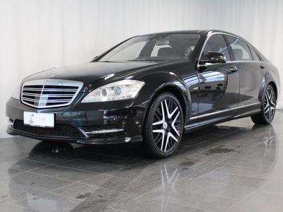 käytetty Mercedes S400 HYBRID L, AMG, B&O, Takaviihdepaketti, Yönäkö, Hieronnat, Distronic, 85k€ varusteet!