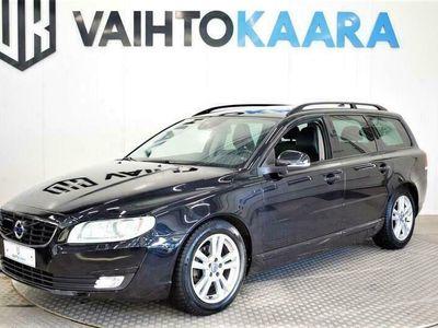 käytetty Volvo V70 D4 # Hieno kansansuosikki vääntävällä koneella # NAHAT, ADAPT.VAKKARI, NAVI, BLIS, VIRTUAALIMITTARISTO # TULOSSA #