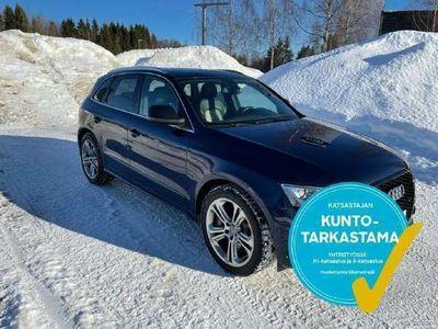 käytetty Audi SQ5 *NÄYTTÄVÄ* 3,0 V6 TDI 230 Q tiptronic. Tarkastettuna, Rahoituksella, Kotiin toimitettuna!