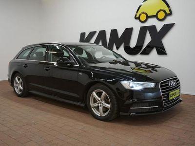 käytetty Audi A6 Avant 2,0 TDI 140 kW ultra S tronic S-LINE **BI-XENON / TUTKAT / SPORTTIPENKIT**