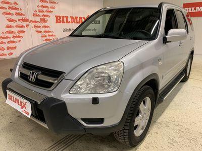 käytetty Honda CR-V 2,0i Vtec ES 4WD AT **2-käyttäjällä ollut, hyvin huollettu**