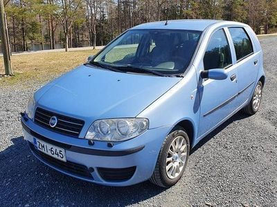 käytetty Fiat Punto 1.2 8v 2005