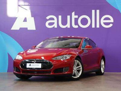 käytetty Tesla Model S KOTIINTOIMITUS85D Next Gen,CPO-Takuu, Summon, Autopilotti 1 Aut. Tarkastettuna, Rahoituksella, Kotii