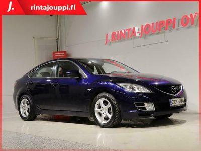 käytetty Mazda 6 Sedan 1,8 Elegance Business 5MT 4ov UB3