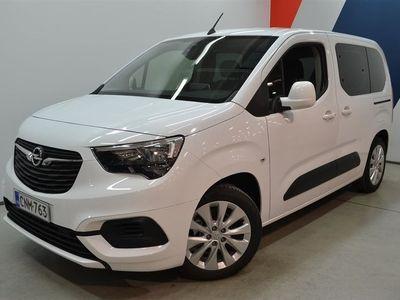 käytetty Opel Combo Life Enjoy 1,2 Turbo ECOTEC S/S 81kW **Istuin-ja säilytyspaketti, Kolmiosainen takaistuin, Aluvantee