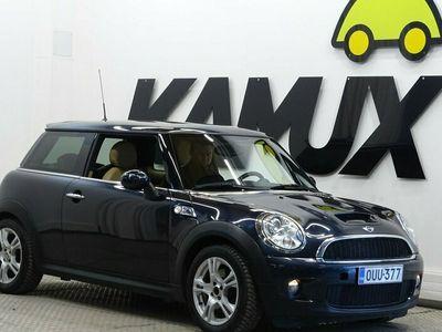 käytetty Mini Cooper S R56 Hatchback / Juuri katsastettu / Nahkasisuta / Xenon / Ilmastointi /