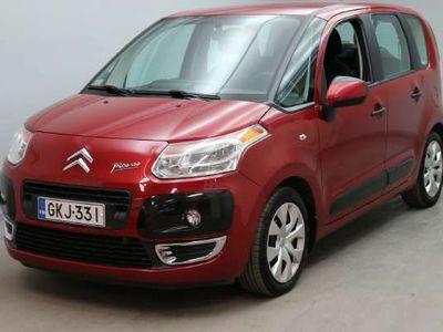 käytetty Citroën C3 Picasso VTi 95 Confort - Pienein metrein tila-auto