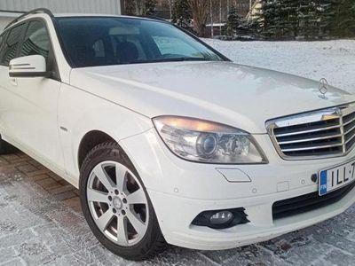 käytetty Mercedes C200 CDI BE T