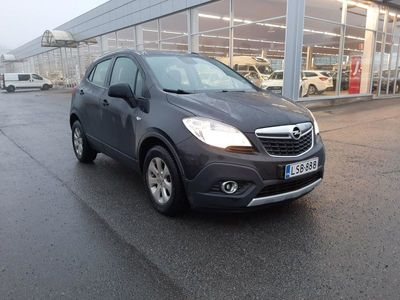 käytetty Opel Mokka 5-ov Enjoy 1,6 ecoFLEX Start/Stop 85kW MT5 J. autoturva saatavilla, 6kk kuluton ja