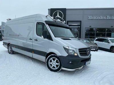 käytetty Mercedes Sprinter 313CDI-3,5/43K pitkä A3 BE**ALV-VÄHENNYSKELPOINEN**