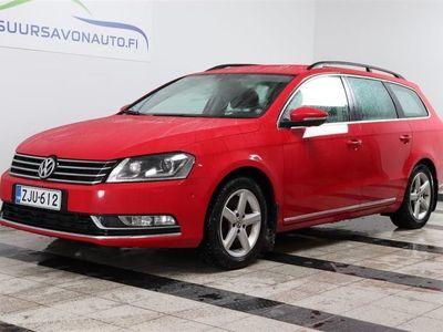 käytetty VW Passat Variant Comfortline 2,0 TDI 103 kW BlueMotion Technology DSG **WEBASTO / XENON / TAITTUVA KOUKKU**