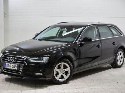 käytetty Audi A4 Avant 2,0 TDI 130 quattro S tronic - Hieno Neliveto Farkku!