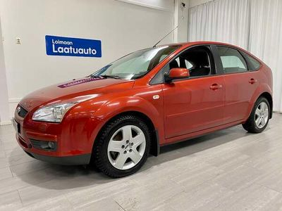 käytetty Ford Focus 1,6 100hv Collection M5 5-ovinen