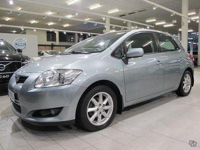 käytetty Toyota Auris 1,6 DUAL VVT-I LINEA SOL BLUE 5OV