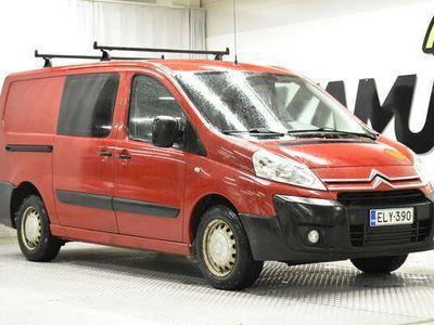 käytetty Citroën Jumpy HDi 120 12 L2H1 / Pa-lisälämmitin /