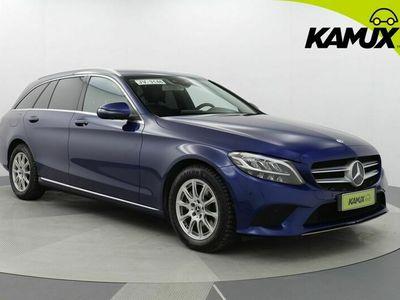 käytetty Mercedes C220 d T A Business Avantgarde / Tulossa myyntiin / Navi / Comand / Peruutuskamera / Vakkari