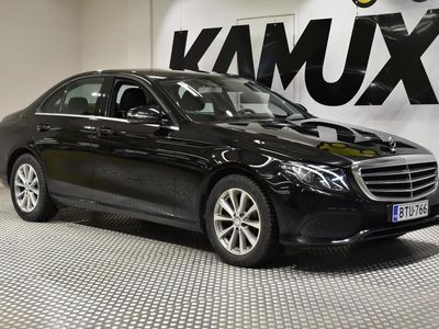 käytetty Mercedes E200 A Business