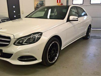 käytetty Mercedes E250 CDI 4MATIC Avantgarde Automaatti MM. LED ILS, DISTRONIC, MUISTIPENKIT, LASIKATTO, WEBASTO, VETOKOUKK...