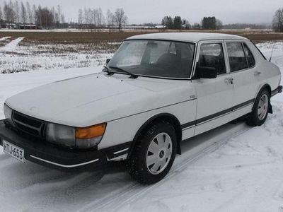 käytetty Saab 900 -85 Museoauto