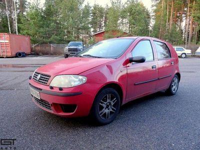 käytetty Fiat Punto 60 Dynamic 5d, Alut, Ilmastointi, Lohko, Huoltokrj, Suomiauto, Jopa ilman käsirahaa!