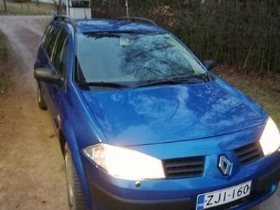 käytetty Renault Mégane 1.6