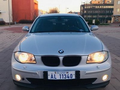 käytetty BMW 116 i (1,6)