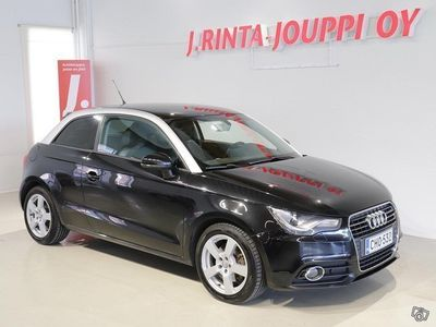 käytetty Audi A1 Launch Edition Ambition 1,4 TFSI S tronic