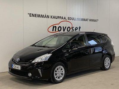 käytetty Toyota Prius+ 1.8 Hybrid 7-Hlö Linea Sol A *HUD* *BLACK WEEK! 0% KORKO,0E KASKO,0E KOTIINKULJETUS!*
