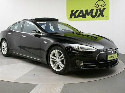 käytetty Tesla Model S 70 D // Autopilot / Nahkaverhoilu / Premium Connectivity //