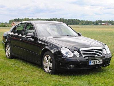 käytetty Mercedes E200 CDI Classic 4d